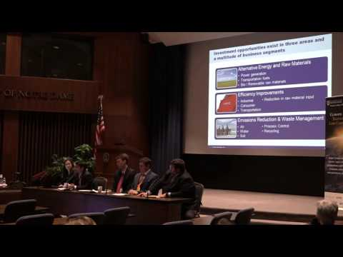 Climate Investing Panel 5: New Opportunities & A New Generation