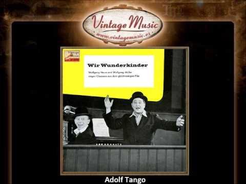 4Wolfgang Neuss And Wolfgang Müller -- Adolf Tango (VintageMusic.es)
