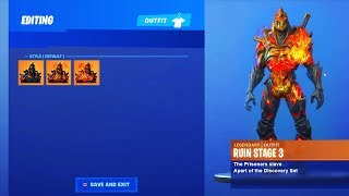 "How to Unlock 'MAX STAGE RUIN SKIN"" in Fortnite (RUIN SKIN KEY LOCATIONS)"