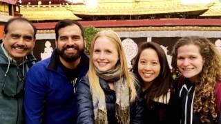 Oct, 2016 Tibet Travel Video --- 8 Days Everest Base Camp Group Tour