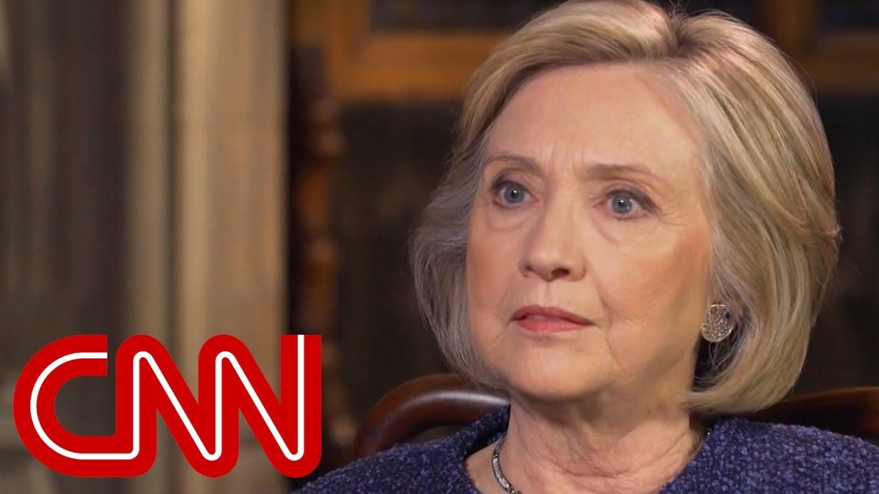 hillary clinton says democrats