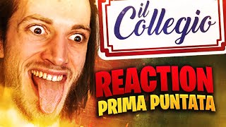 IL COLLEGIO 4, PRIMA PUNTATA: REACTION *MASSEIANA*