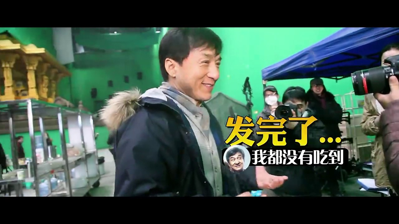 Kung Fu Yoga Official Behind the Scene (2017) Jackie Chan