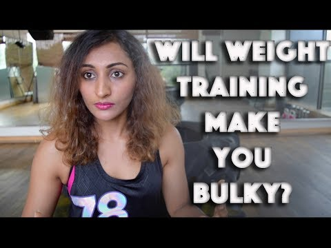 Weight training for fat loss  | Full shoulders and core workout included