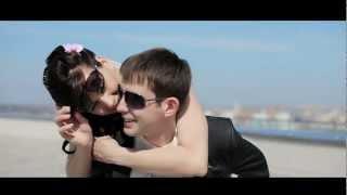 Я с тобою, как в раю) Самая красивая свадьба)))