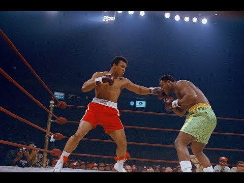 Muhammad Ali : Motivational Video #NEVER GIVE UP#