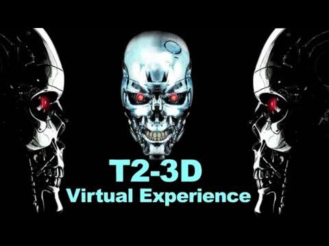 Terminator 3D Full Ride