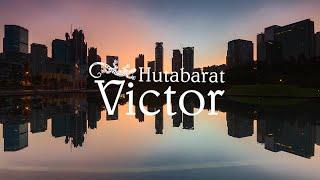Victor Hutabarat - Semalam Di Malaysia ( Official Lyrics Video )