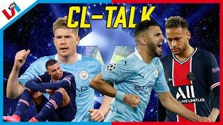 CL TALK: Mbappé Onzichtbaar, De Bruyne Grootste Teamspeler, Neymar Artiest Zonder Publiek