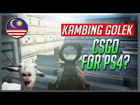 ✶ Game CSGO For PS4? ✶ | Operation7 Revolution | (PS4) (FULL GAMEPLAY) | Malaysia