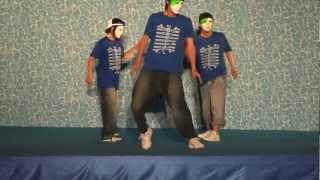 2012年7月28日 アピア納涼祭 Ucchy(シャドウズ)ダンス.