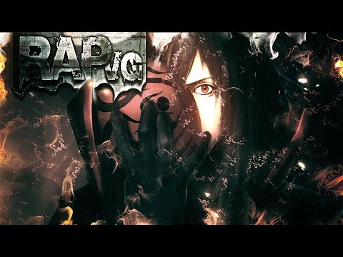Rap do Uchiha Madara (Espírito de Vingança) | Naruto | VG Beats