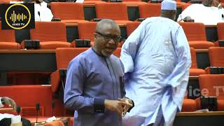 POLICE IG HAVE NO RESPECT FOR BUHARI AND THE SENATE. SEN. ABARIBE