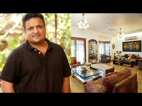 Celebrity Homes: Bollywood Director Sanjay Gupta Home