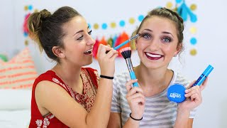 Brooklyn's Homecoming Makeup Look | Brooklyn and Bailey