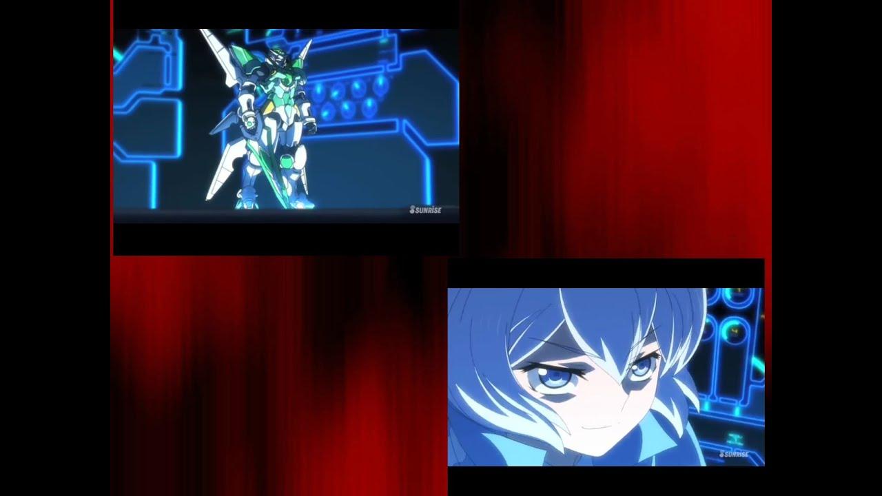 Gundam build fighters try episode 16 for Portent translation