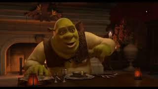 Shrek 2 (2004) Dinner scene(Magyar/Hungarian)