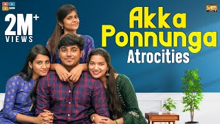 Akka Ponnunga Atrocities | Stay Home Create Withme | Narikootam | Tamada Media