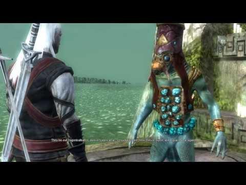 The Witcher Episode 132 - The Vodyanoi Priest.