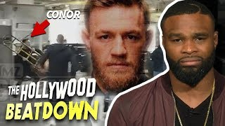 Tyron Woodley Says Conor McGregor Is