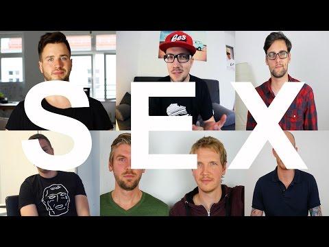 SEX? 7 Männer packen aus!