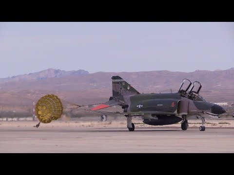 Aviation Nation Fun in the Desert Nellis A.F.B. Full Airshow