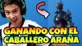 PARTY IN *FORTNITE WITH NEW SKIN LEGENDARY CABALLERO ALAENENENT ENGRAVED IN *4K