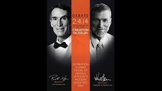 Ken Ham / Bill Nye Debate Analysis by CMIcreationstation