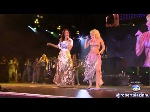Shakira e Ivete Sangalo - País Tropical (Live at Rock In Rio 2011)