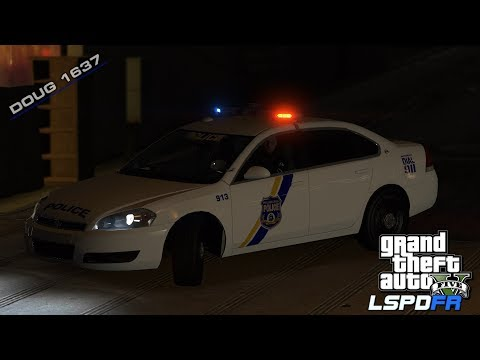 GTAV-LSPDFR Day-230 (City Patrol) (Philadelphia Police) Road to 4K!!!