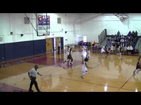 Fayetteville Christian School vs Harrells Christian Academy Finals Girls
