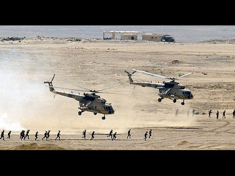 Egypt airstrikes kill at least 100 militants in North Sinai