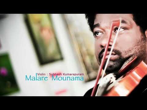 Malare Mounama | Violin | SK ft