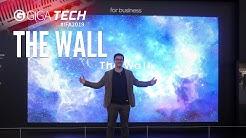 THE WALL: Ist Samsungs Micro-LED-TV-Wand der Fernseher von morgen? – GIGA.DE
