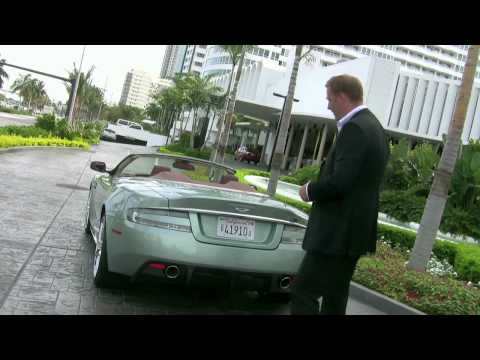 DBS Volante walkaround with Aston Martin Director of Design Marek Reichman