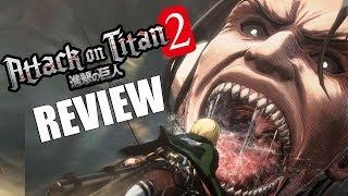 Attack on Titan 2 Review - The Final Verdict