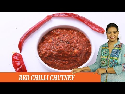 How to make chilli powder chutney
