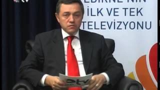 Memleket Meselesi Konuk Edirne Valisi Dursun Ali ŞAHİN (19 05 2015)