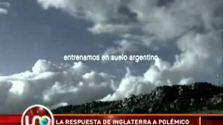 Gambar cover Inglaterra responde a polémico video de Argentina en Malvinas