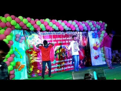 Nibbaram kaligi Bro Anil kumar song dance by M.M church youth kotikalapudi