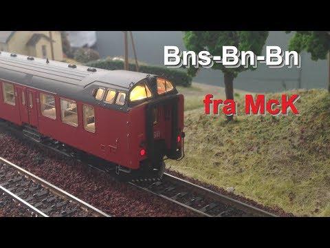 DSB Bns og Bn fra McK