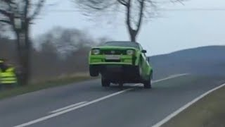 Rally JUMP Compilation -BEST OF/CRAZY MOMENTS- Part 1 | Pure Engine Sound