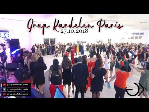 Grup Kardelen Paris / 2018.10.27 / Part 3 (Halay)