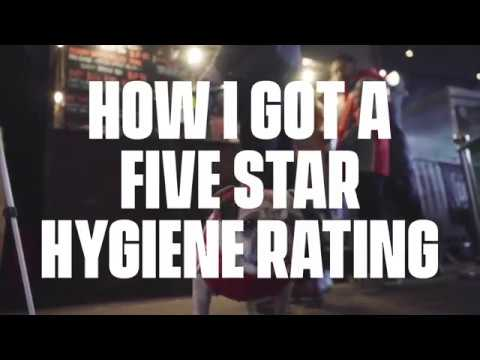 How I Got A Five Star Hygiene Rating