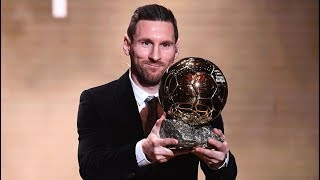 Lionel Messi Wins The Ballon D'or 2019   Why Messi Deserved It Ahead Of Van Dijk