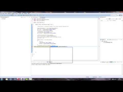 JavaPodstawy  16: Program z uzyciem klasy GregorianCalendar