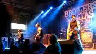Broilers - Ich Sah Kein Licht Fear and Fury 2008 Herne