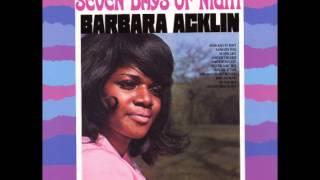 BARBARA ACKLIN - Seven Days of Night [FULL ALBUM]