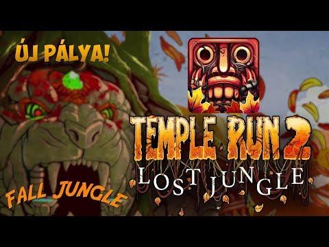 Temple Run 2 - Fall Jungle