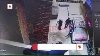 لقطات حصرية لمقتل ''مدرس سوداني'' بعين شمس